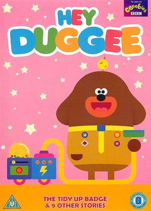 Rent Hey Duggee: The Tidy-Up Badge (aka Hey Duggee: The Tidy Up Badge and 9 Other Stories) Online DVD & Blu-ray Rental