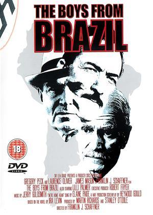 Rent The Boys from Brazil Online DVD & Blu-ray Rental