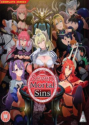 Rent Seven Mortal Sins (aka Sin Nanatsu no Taizai) Online DVD & Blu-ray Rental