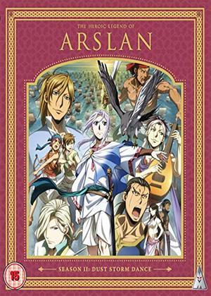 Rent The Heroic Legend of Arslan: Series 2 (aka The Heroic Legend of Arslan: Dust Storm Dance) Online DVD & Blu-ray Rental