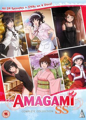 Rent Amagami SS Online DVD & Blu-ray Rental
