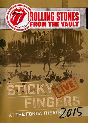 Rent Rolling Stones: From the Vault: Sticky Fingers (aka The Rolling Stones: From the Vault: Sticky Fingers: Live at the Fonda Theatre) Online DVD & Blu-ray Rental