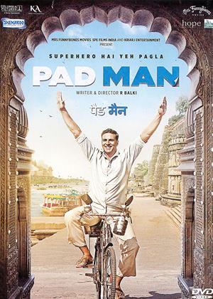 Rent Pad Man (aka Padman) Online DVD & Blu-ray Rental