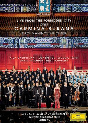 Carmina Burana: Live from the Forbidden City (Long Yu) Online DVD Rental