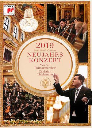 Rent New Year's Concert: 2019: Wiener Philharmoniker (Christian Thielemann) (aka Neujahrskonzert 2019) Online DVD & Blu-ray Rental