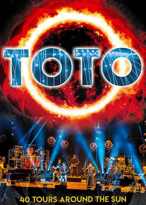 Rent Toto: 40 Tours Around the Sun Online DVD & Blu-ray Rental