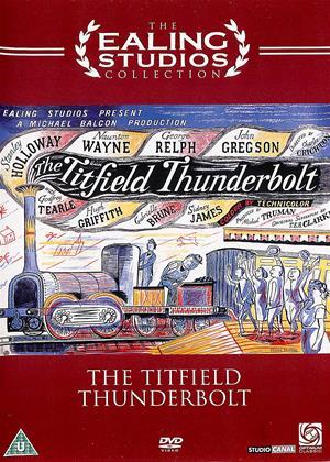 Rent The Titfield Thunderbolt Online DVD & Blu-ray Rental