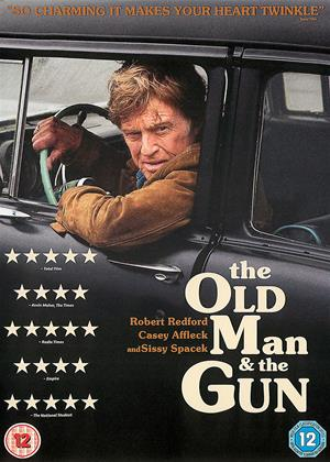 The Old Man and the Gun Online DVD Rental