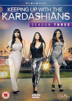 Rent Keeping Up with the Kardashians: Series 3 Online DVD & Blu-ray Rental