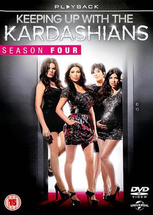 Rent Keeping Up with the Kardashians: Series 4 Online DVD & Blu-ray Rental