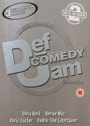 Rent Def Jam Comedy Platinum Edition 2 Online DVD & Blu-ray Rental