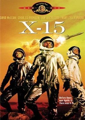 Rent X-15 Online DVD & Blu-ray Rental