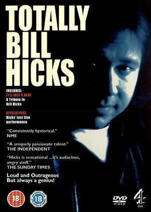 Rent Totally Bill Hicks (aka Totally Bill Hicks Featuirng 'It's Just a Ride' & 'Revelations') Online DVD & Blu-ray Rental