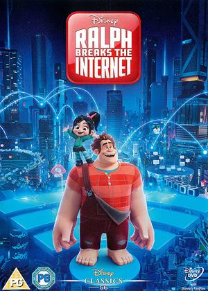 Ralph Breaks the Internet Online DVD Rental