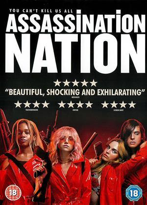 Rent Assassination Nation Online DVD Rental