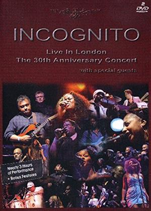 Rent Incognito: Live in London Online DVD & Blu-ray Rental