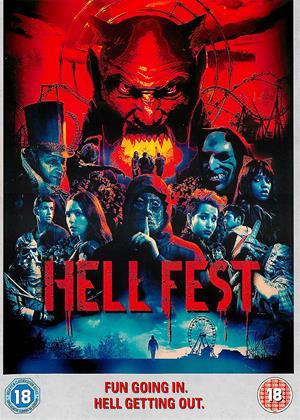 Rent Hell Fest Online DVD & Blu-ray Rental