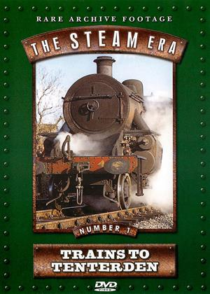 Rent Trains to Tenterden (aka The Steam Era - Trains to Tenterden) Online DVD & Blu-ray Rental