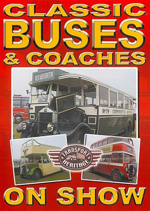 Rent Classic Buses and Coaches: On Show Online DVD & Blu-ray Rental