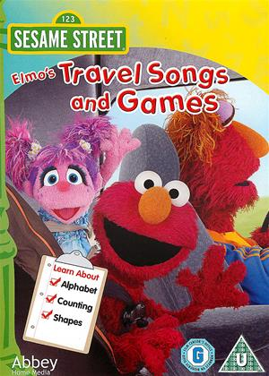 Rent Sesame Street: Elmo's Travel Songs and Games Online DVD & Blu-ray Rental