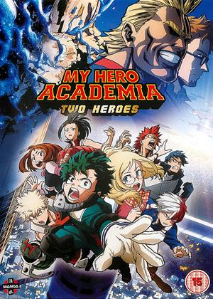 Rent My Hero Academia: Two Heroes (aka My Hero Academia: The Movie / Boku no Hero Academia the Movie) Online DVD & Blu-ray Rental