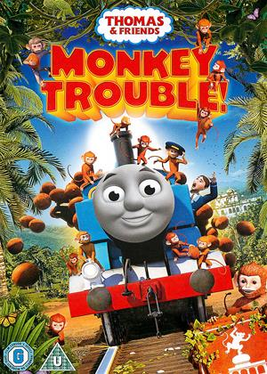 Rent Thomas and Friends: Monkey Trouble! Online DVD & Blu-ray Rental