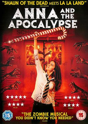 Rent Anna and the Apocalypse Online DVD & Blu-ray Rental