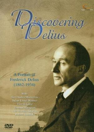 Rent Discovering Delius Online DVD & Blu-ray Rental