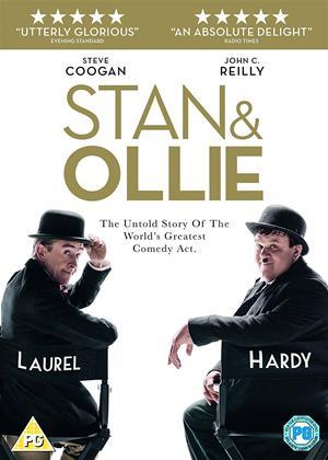 Rent Stan and Ollie (aka Stan & Ollie) Online DVD & Blu-ray Rental