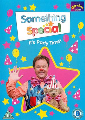 Rent Something Special: It's Party Time! Online DVD & Blu-ray Rental