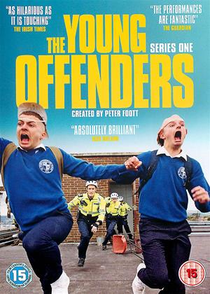Rent The Young Offenders: Series 1 Online DVD & Blu-ray Rental