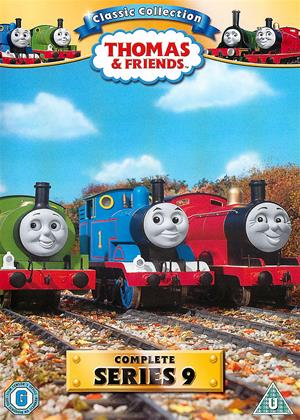 Rent Thomas the Tank Engine and Friends: Series 9 Online DVD & Blu-ray Rental