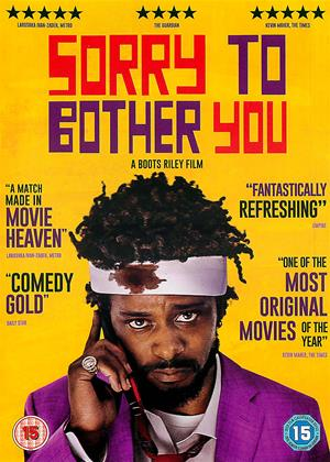Sorry to Bother You Online DVD Rental