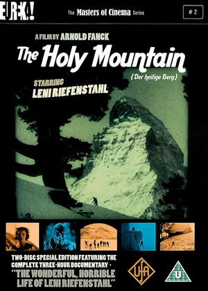 Rent The Holy Mountain (aka Der Heilige Berg) Online DVD & Blu-ray Rental