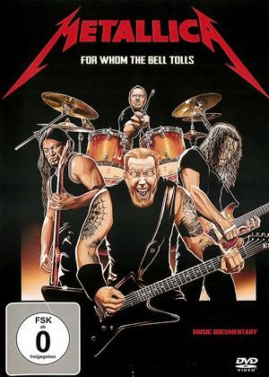 Rent Metallica: For Whom the Bell Tolls Online DVD & Blu-ray Rental