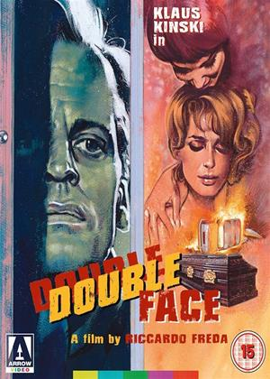 Rent Double Face (aka A Doppia Faccia / Puzzle of Horrors) Online DVD & Blu-ray Rental