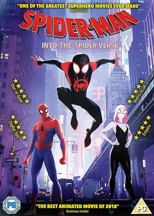 Spider-Man: Into the Spider-Verse Online DVD Rental