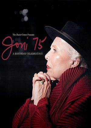 Rent Joni 75: A Birthday Celebration (aka Joni Mitchell 75: A Birthday Celebration) Online DVD & Blu-ray Rental