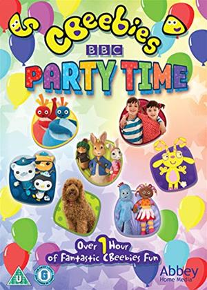 Rent CBeebies: Party Time Online DVD & Blu-ray Rental