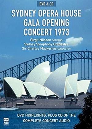 Rent Sydney Opera House Gala Opening Concert 1973 Online DVD & Blu-ray Rental