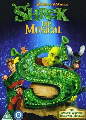 Rent Shrek: The Musical Online DVD & Blu-ray Rental