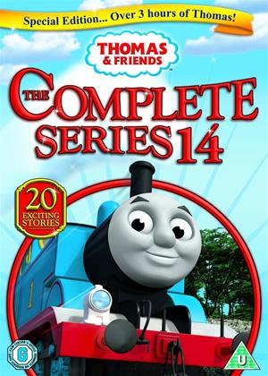 Rent Thomas the Tank Engine and Friends: Series 14 Online DVD & Blu-ray Rental