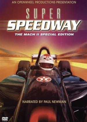 Rent Super Speedway (aka Super Speedway: The Ride) Online DVD & Blu-ray Rental