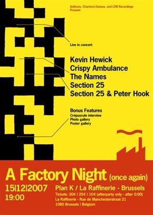 Rent A Factory Night Online DVD & Blu-ray Rental
