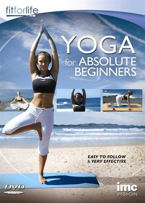Rent Yoga for Absolute Beginners Online DVD & Blu-ray Rental