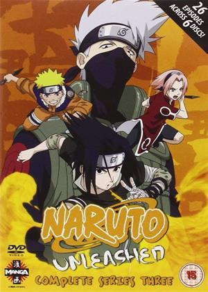 Rent Naruto Unleashed: Series 3 Online DVD & Blu-ray Rental