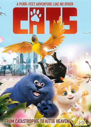 Rent Cats (aka Cats and Peachtopia) Online DVD & Blu-ray Rental