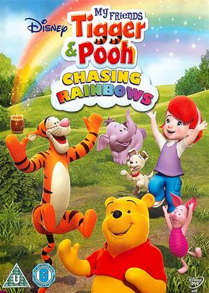 My Friends Tigger and Pooh: Chasing Rainbows Online DVD Rental