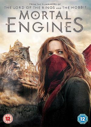Rent Mortal Engines Online DVD & Blu-ray Rental