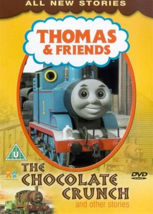 Rent Thomas and Friends: The Chocolate Crunch Online DVD & Blu-ray Rental